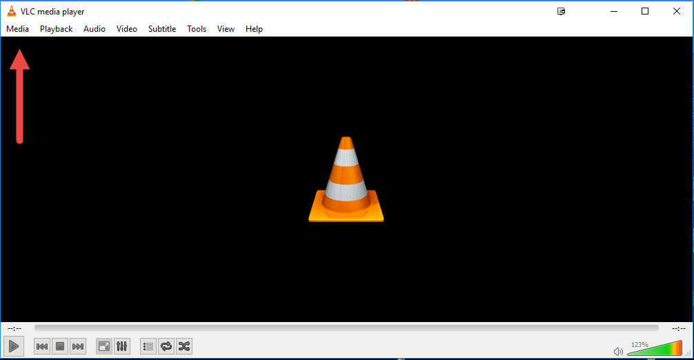 Using VLC to test camera stream – Technical Support