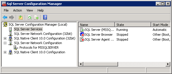 TCP/IP Settings in SQL Configuration Manager – Technical Support