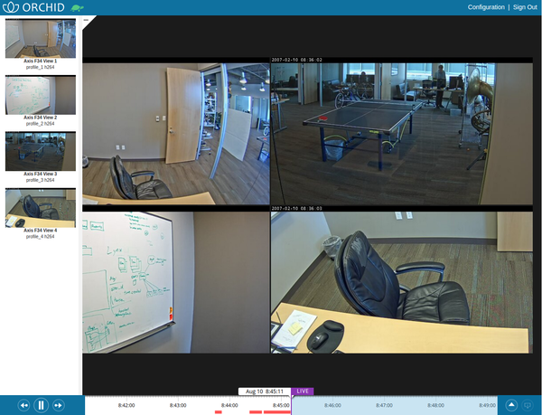 Adding a Multi-Stream or Multi-Head Camera – Technical Support